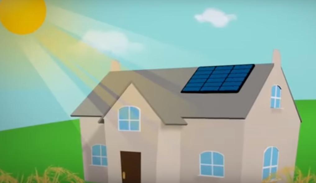 Com funcionen els panells solars