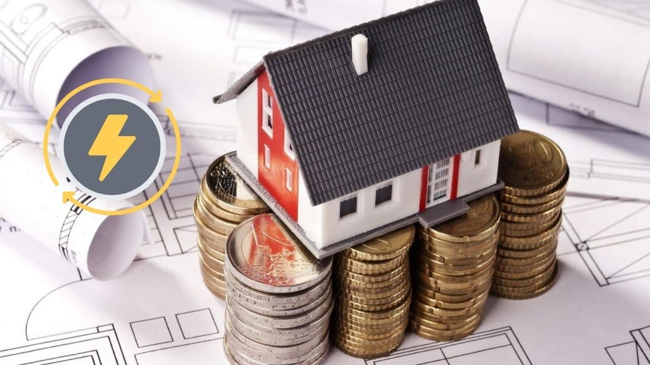 Els panells solars augmenten el valor de l'habitatge